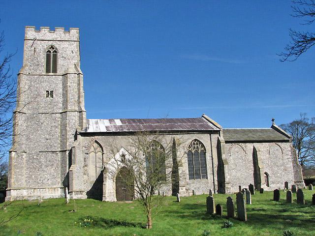 St Margaret's church - geograph.org.uk - 724596
