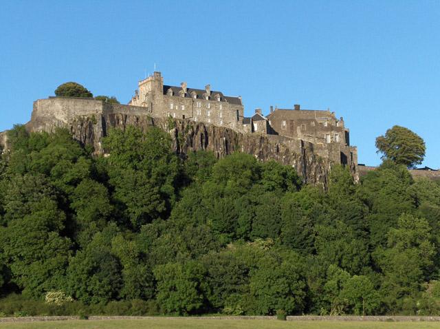 Stirling Castle - geograph.org.uk - 192568