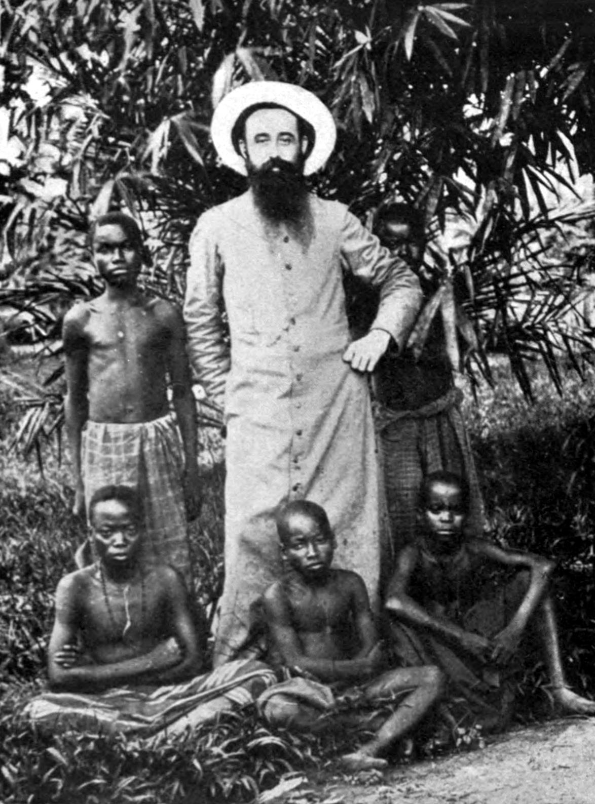 The Butcher of Congo: King Leopold II of Belgium.