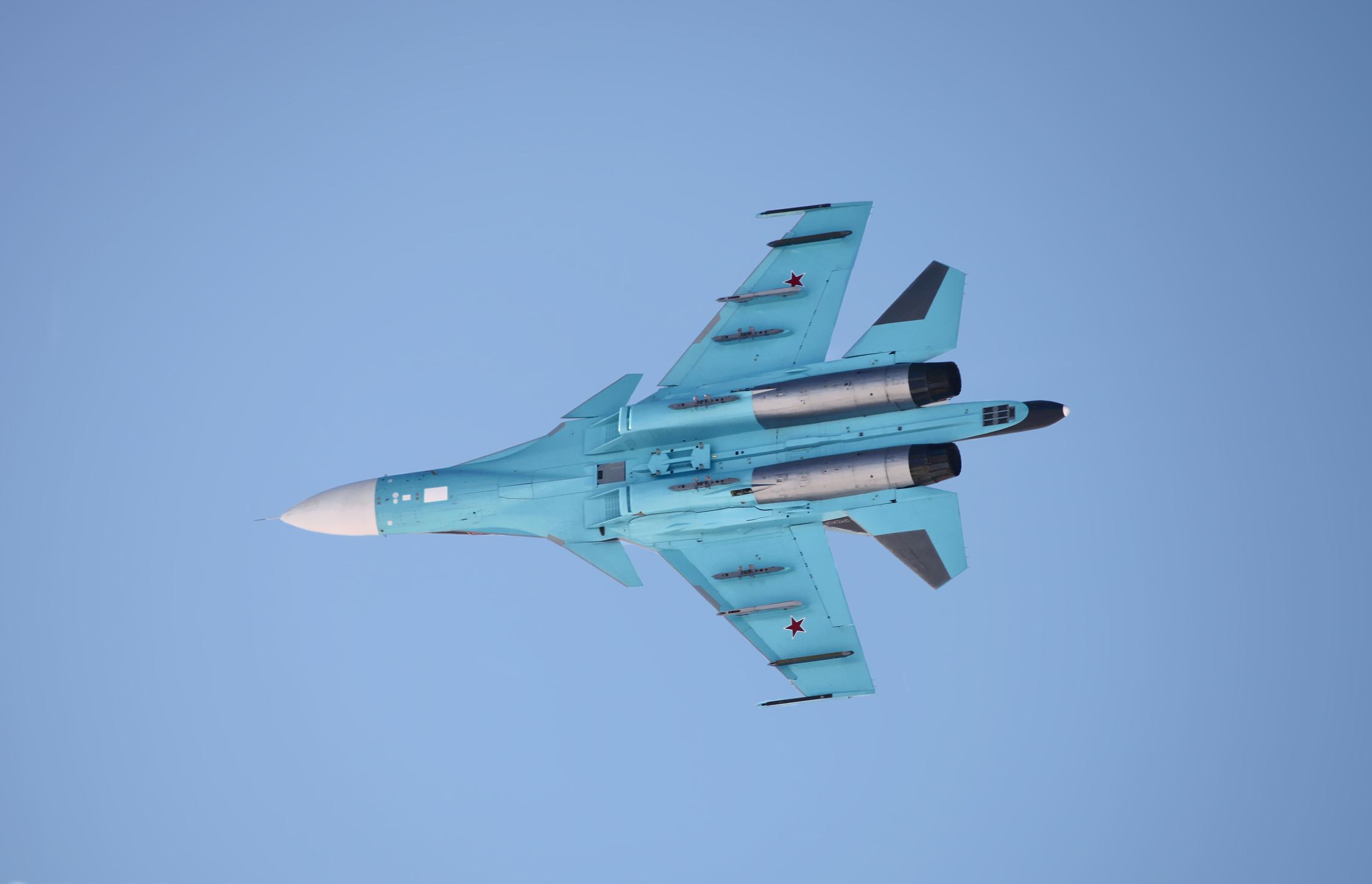 Su 34 (航空機)の画像 p1_36