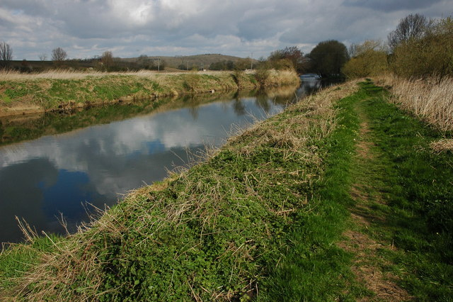 The River Avon, Welford-on-Avon - geograph.org.uk - 1227248