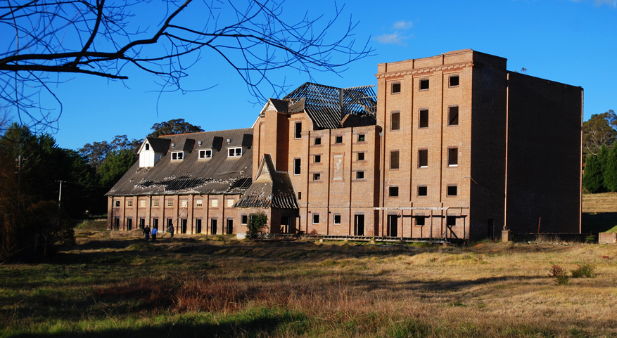 Mittagong Australia  city photos gallery : One of two major buildings that make up the Maltings