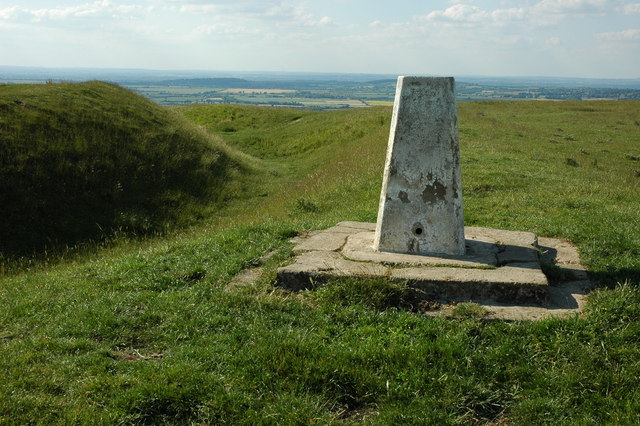 [Image: Trig_point_on_Whitehorse_Hill_-_geograph...370581.jpg]