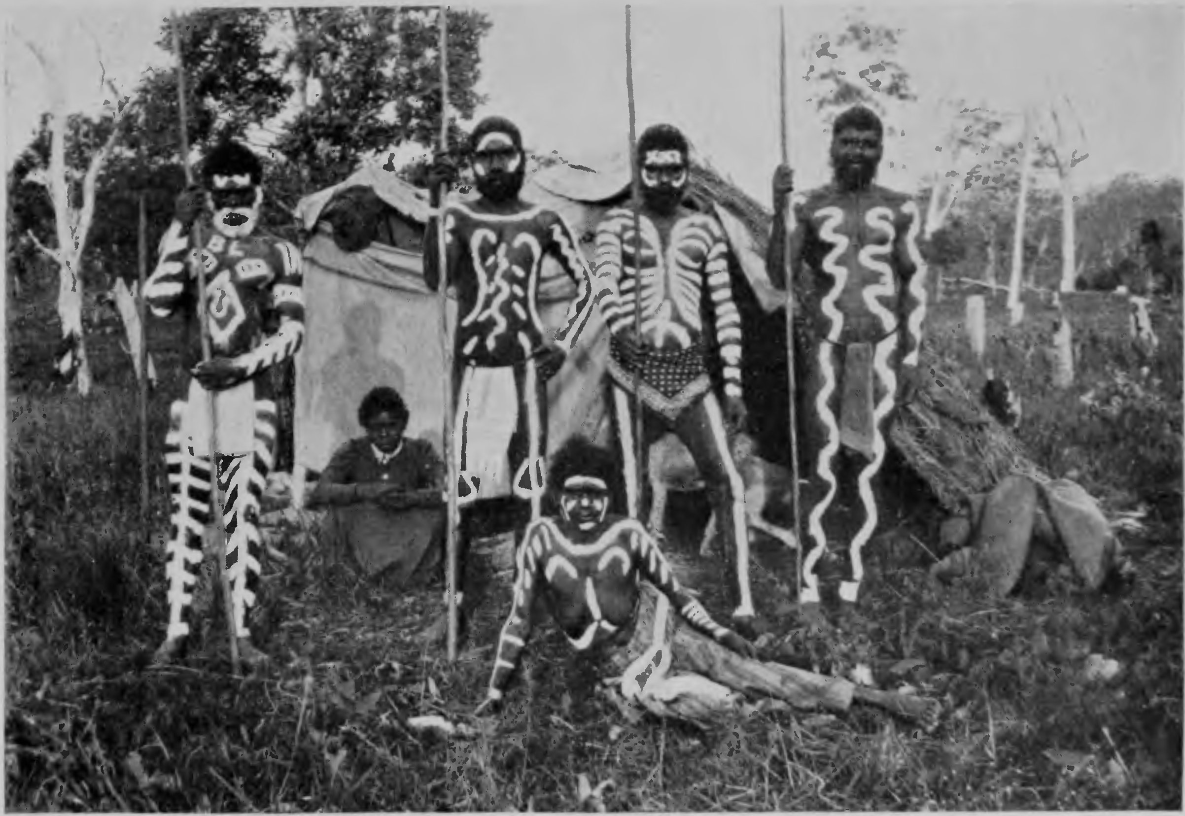 File:Two Representative Tribes of Queensland - Natives of Yabber, Kabi ...