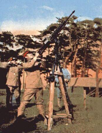 Ametralladora Pesada Tipo 3 Type3hmg