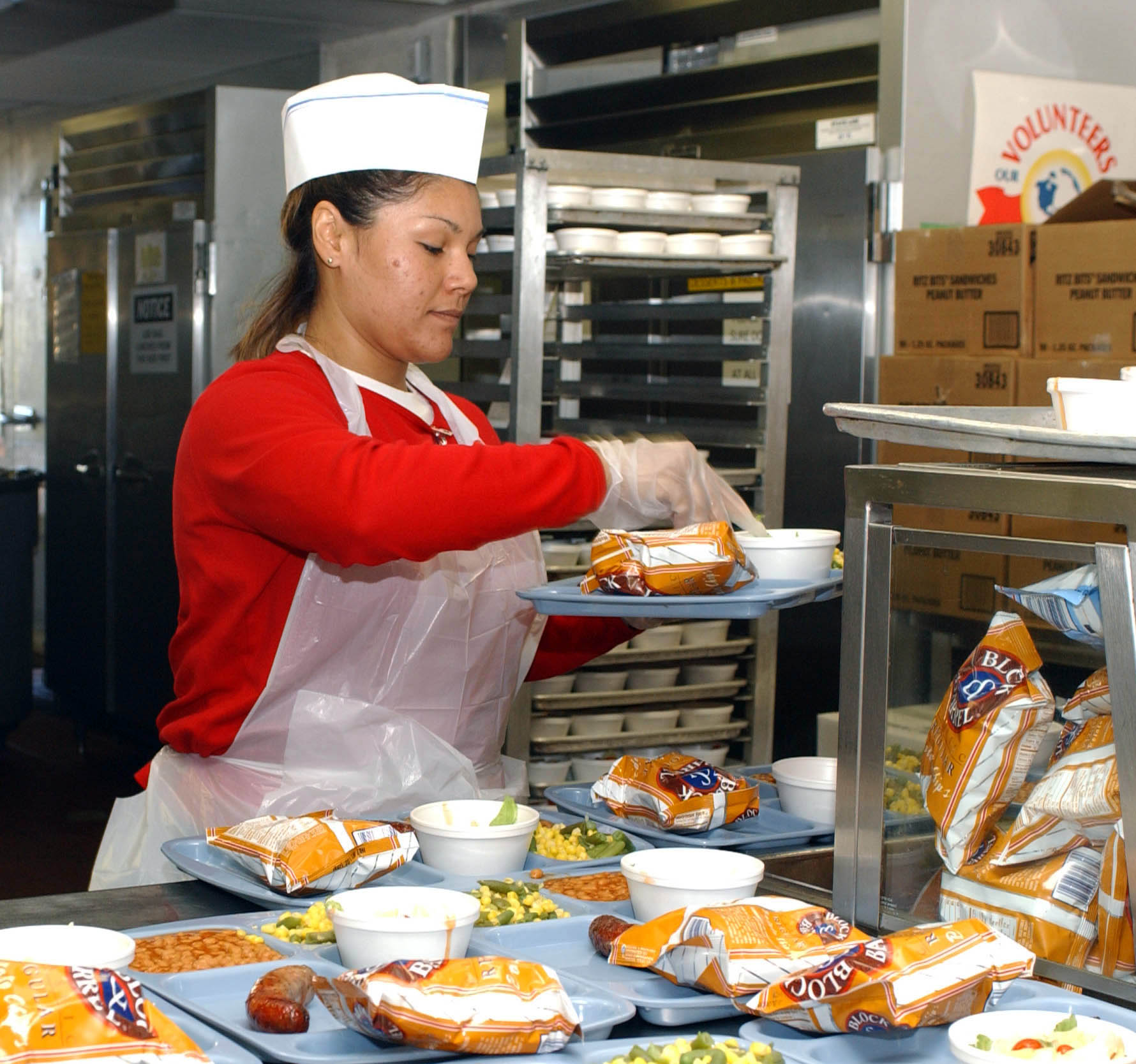 Soup Kitchen Volunteer Nyc Thanksgiving