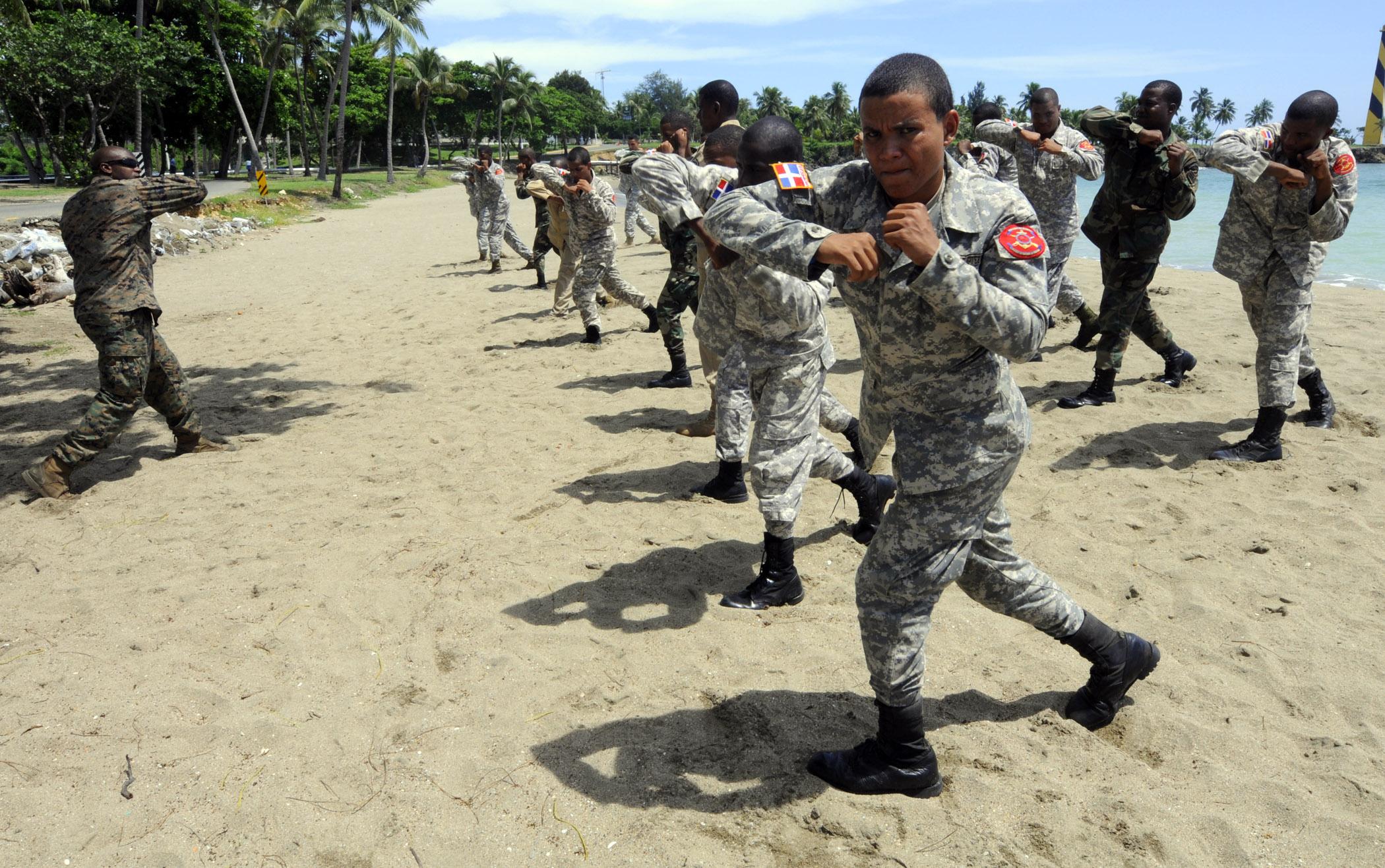 marine corps martial arts