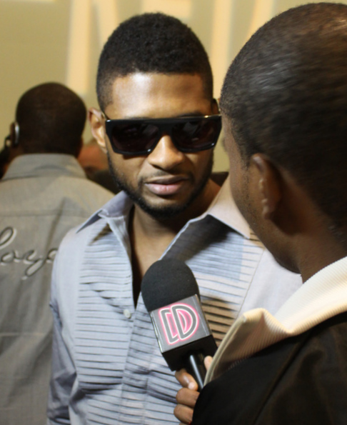 usher raymond booking agent