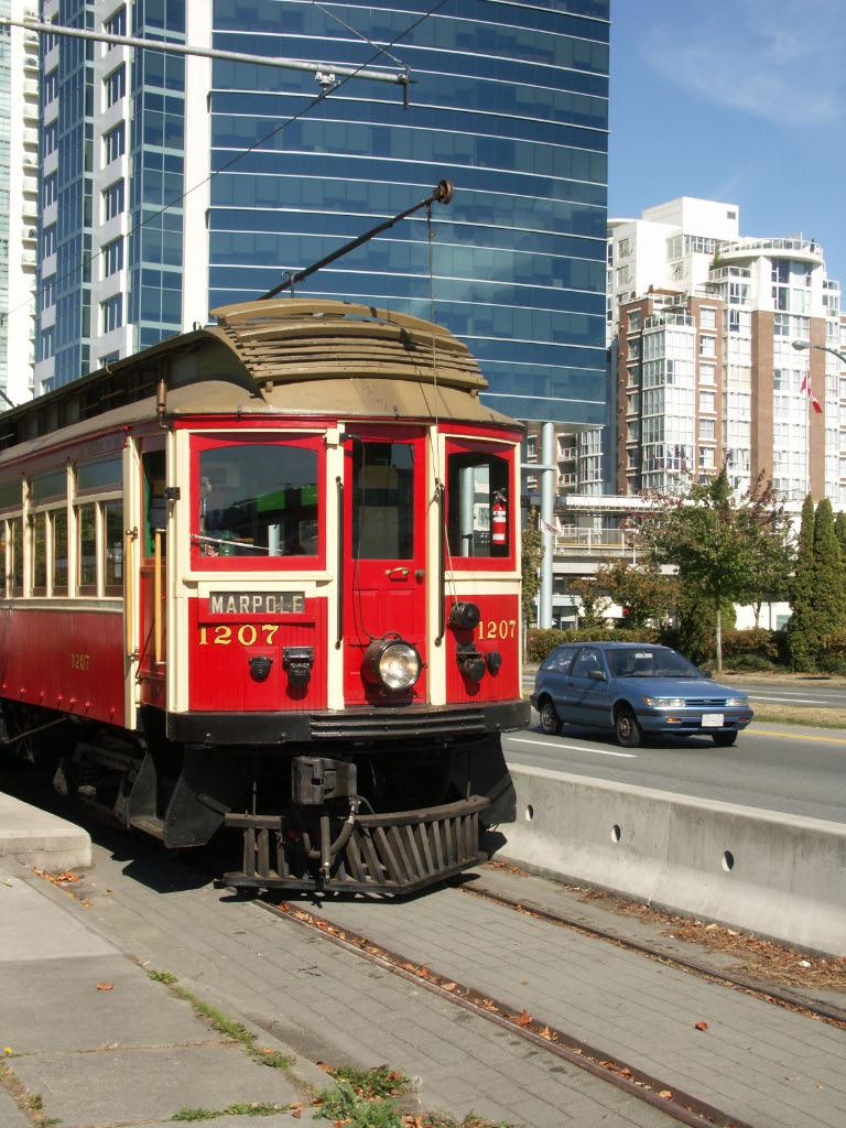 Vancouver Downtown Historic Railway  Wikipedia