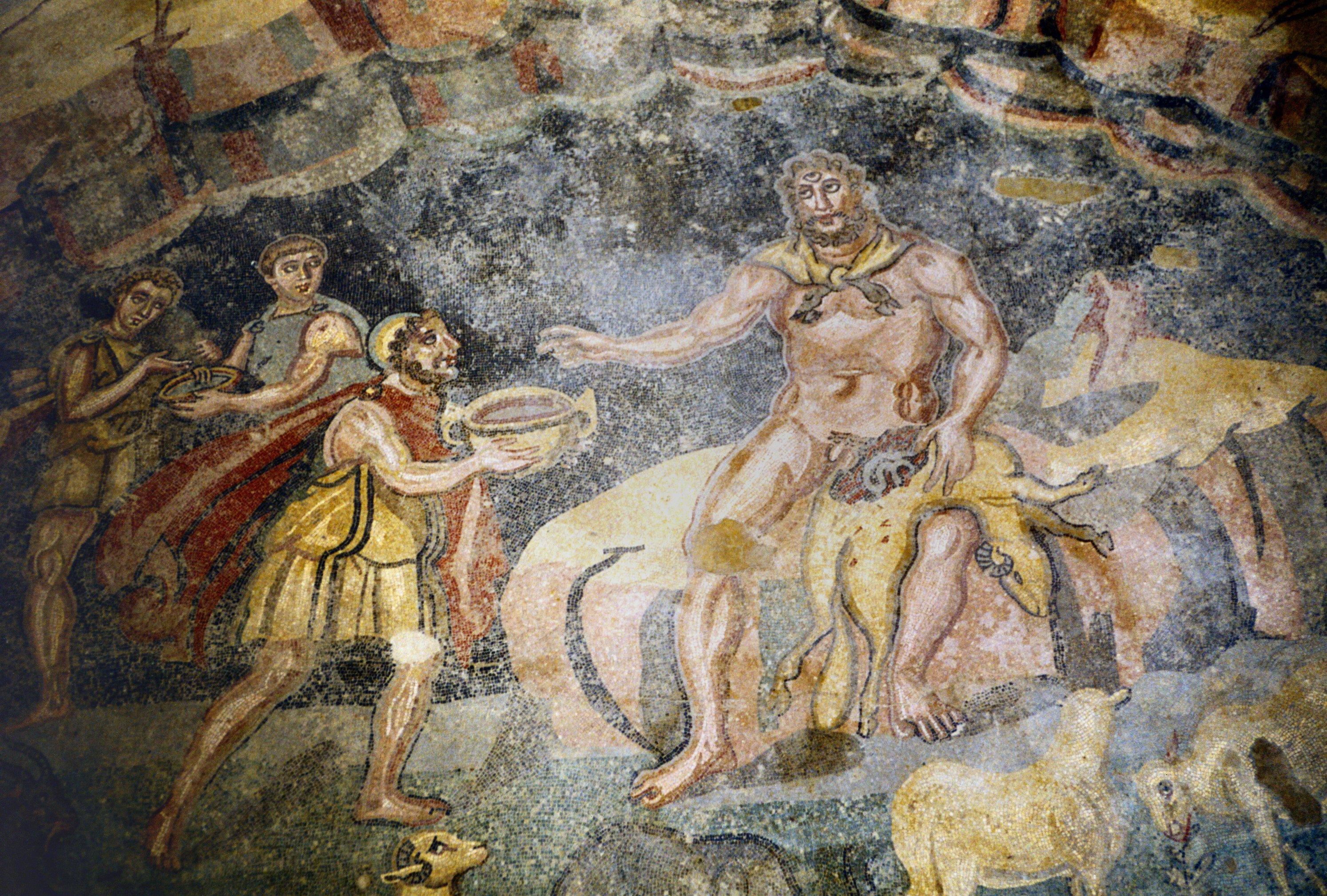 2e4e4c96efc0 Villa romana del Casale - Wikipedia