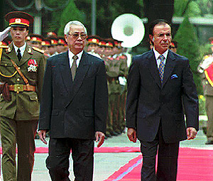 Võ Văn Kiệt Prime Minister of Vietnam