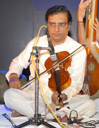 V. V. Ravi Musical artist