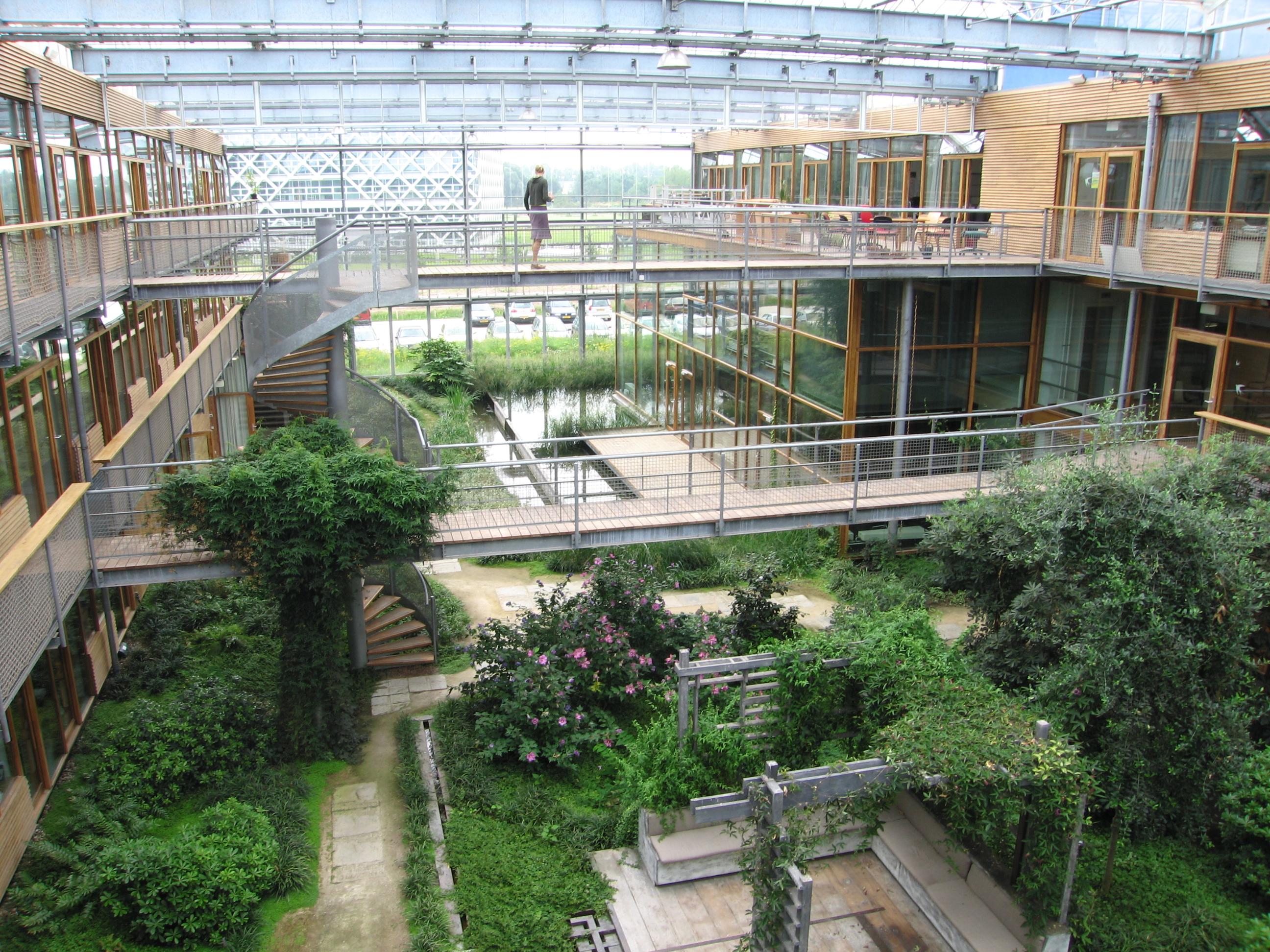 File wageningen university building lumen jpg - Villa nefkens wageningen aux pays bas ...