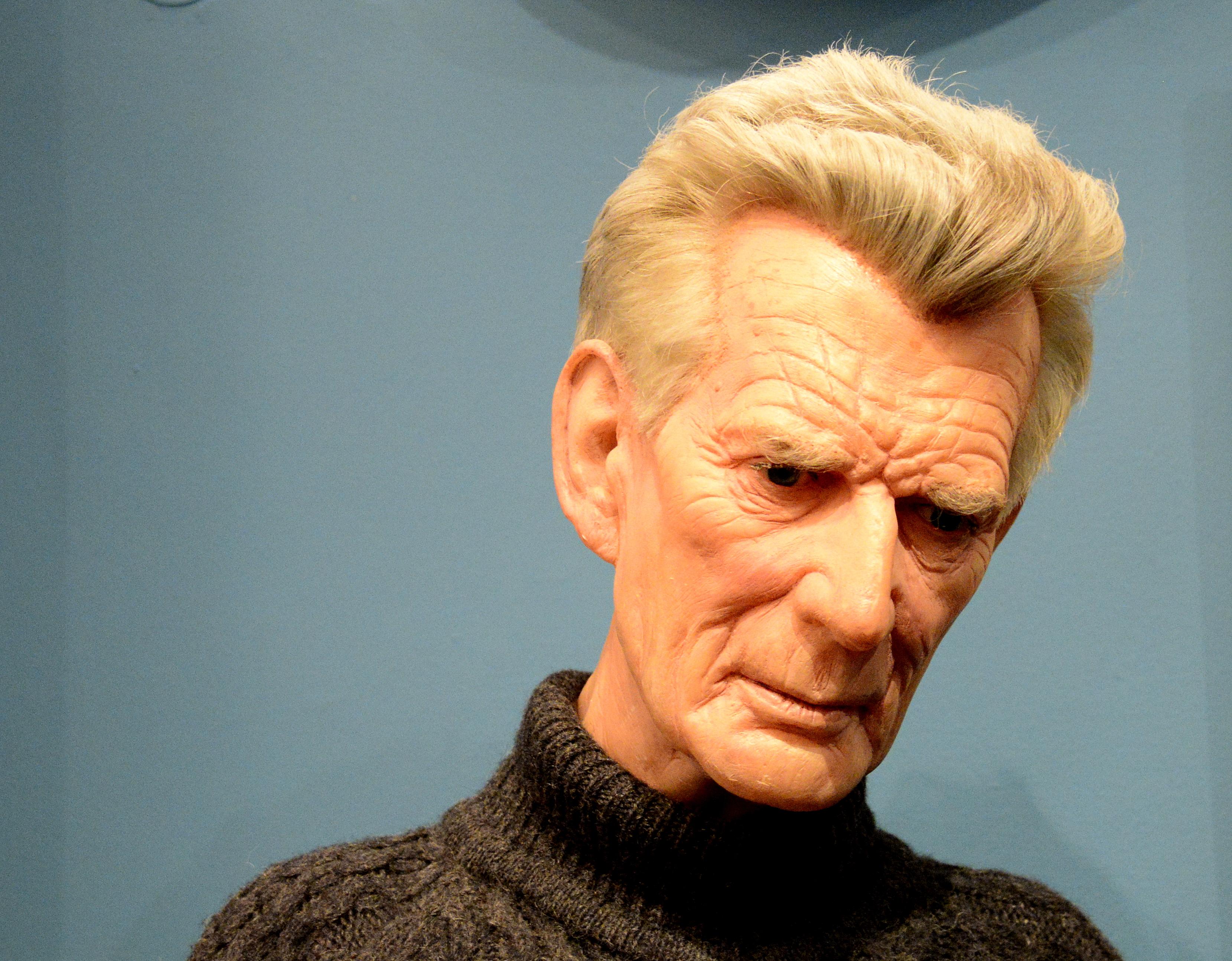 Pr�sences de Beckett