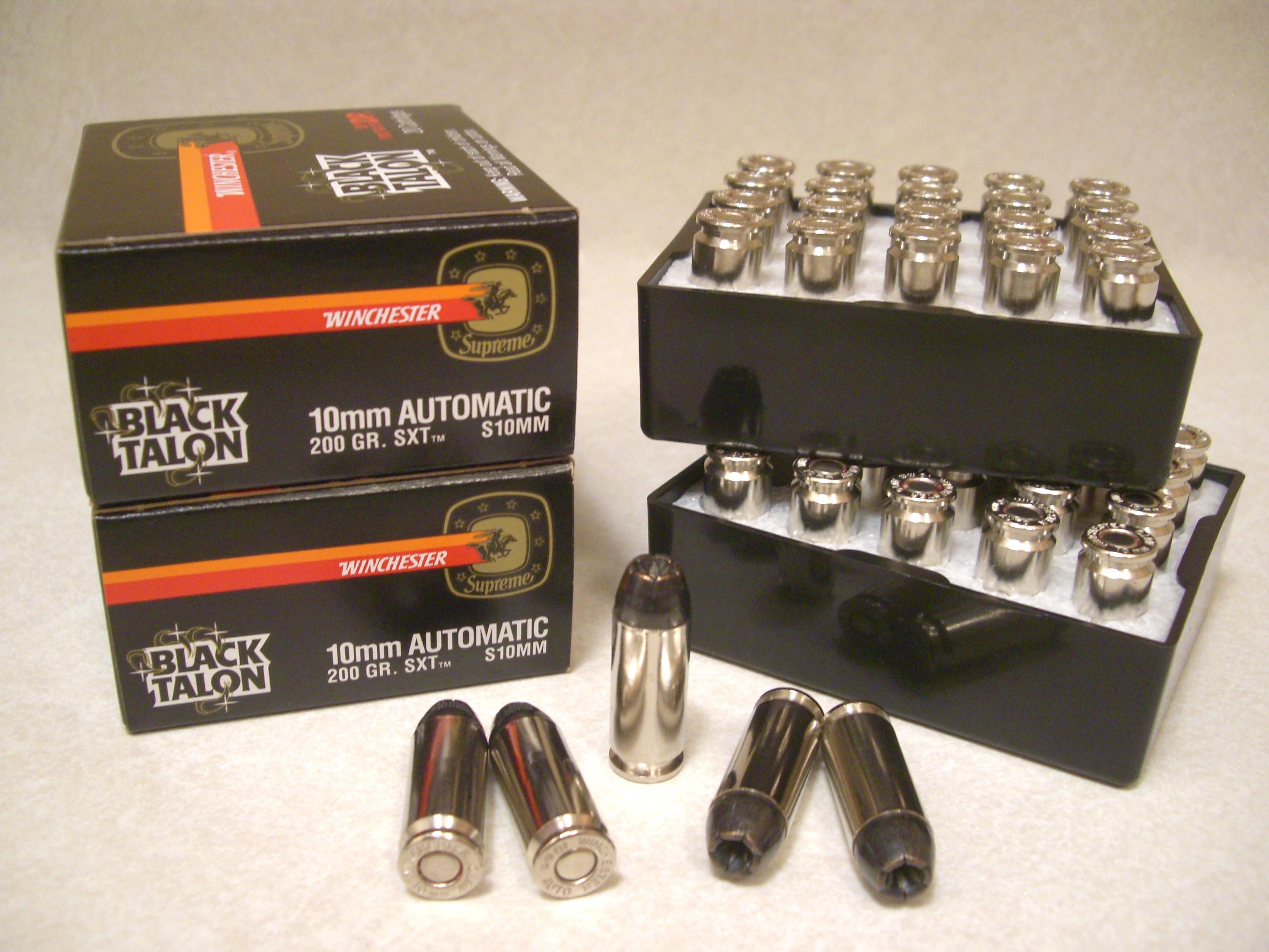 Black talon ammunition page 1 ar15 com