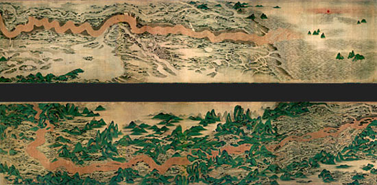 File:Yellow River, Qing Dynasty.jpg