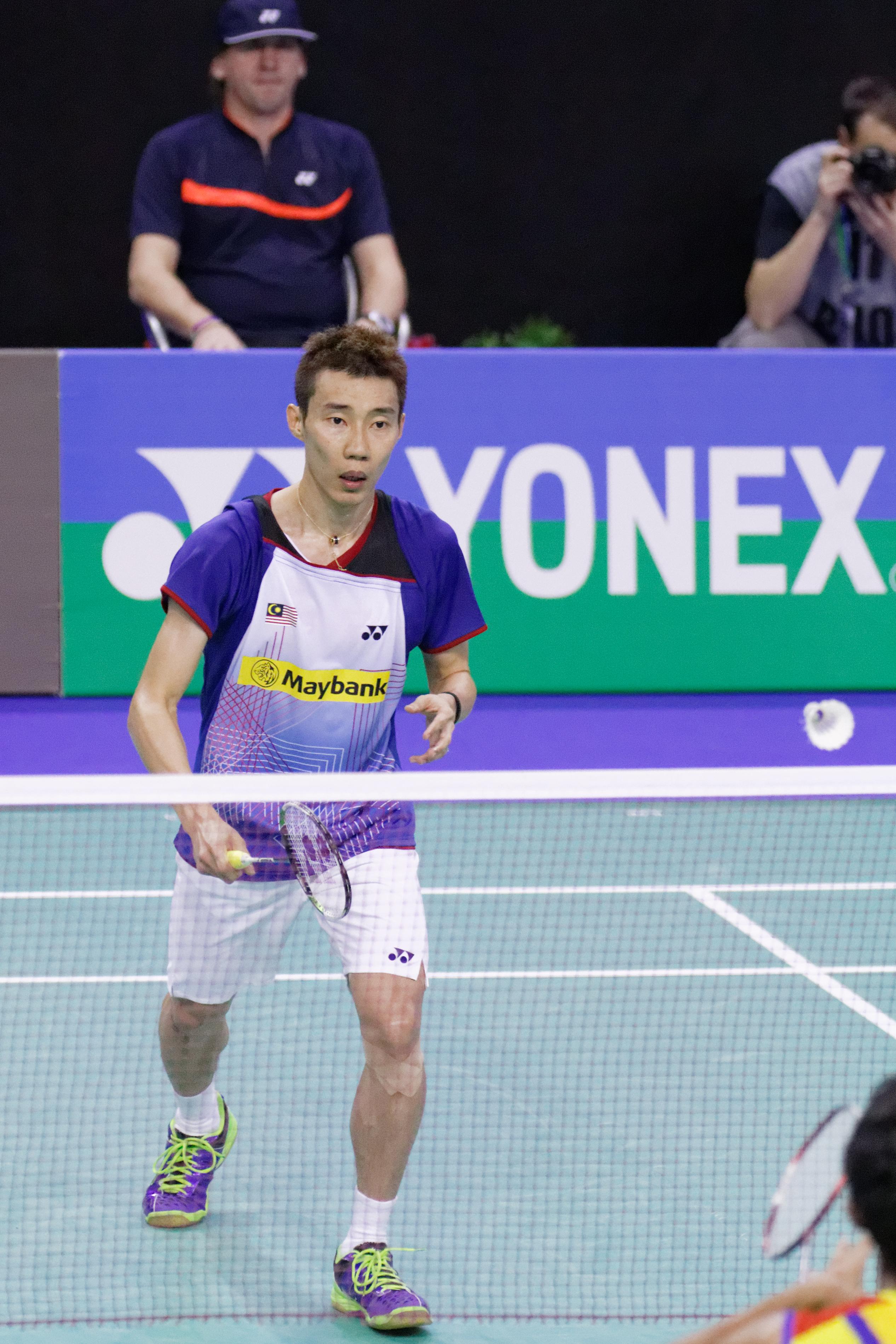 File Yonex IFB 2013 Eightfinal Lee Chong Wei — Ajay Jayaram 07