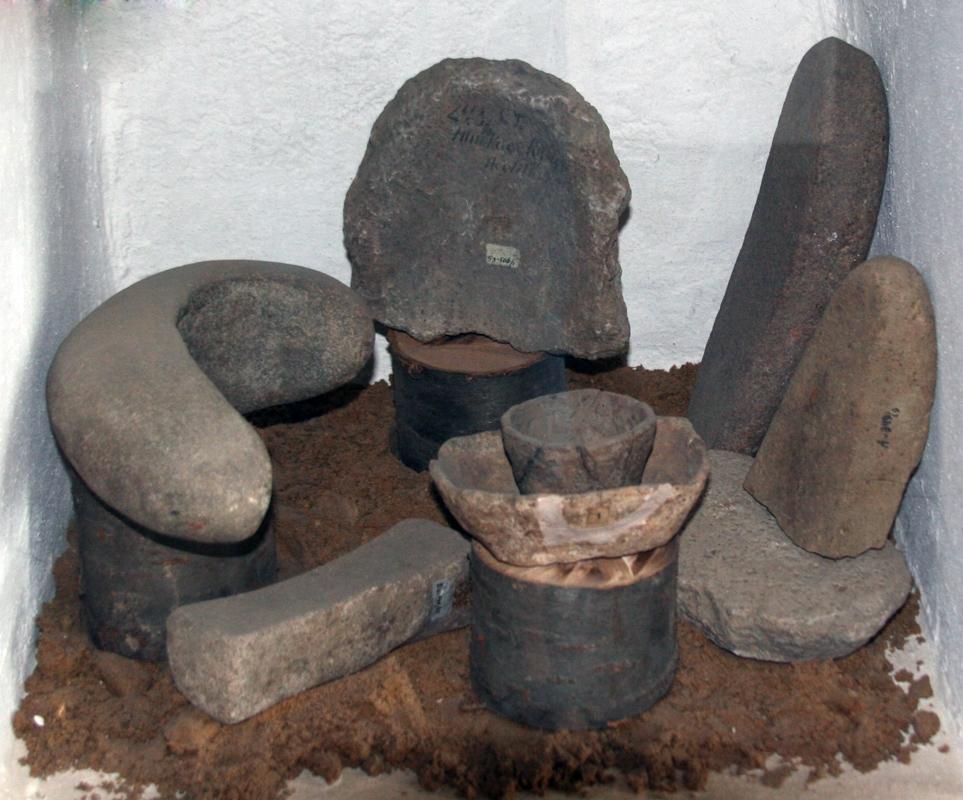 фото находка терочник древний