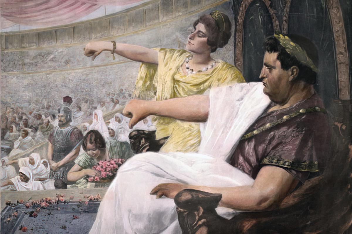 """Nero im Circus"""