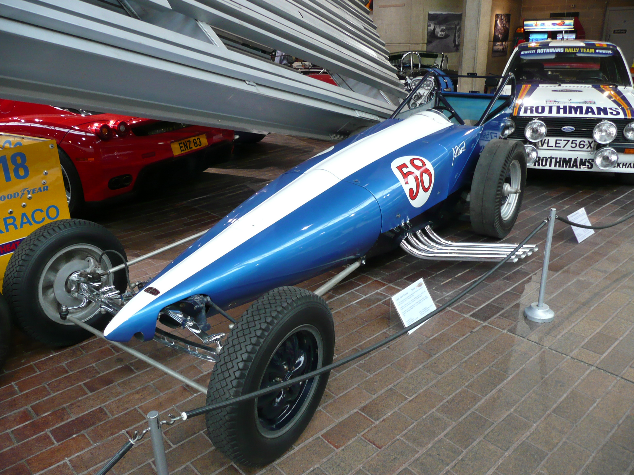 CO2 dragster  Wikis The Full Wiki
