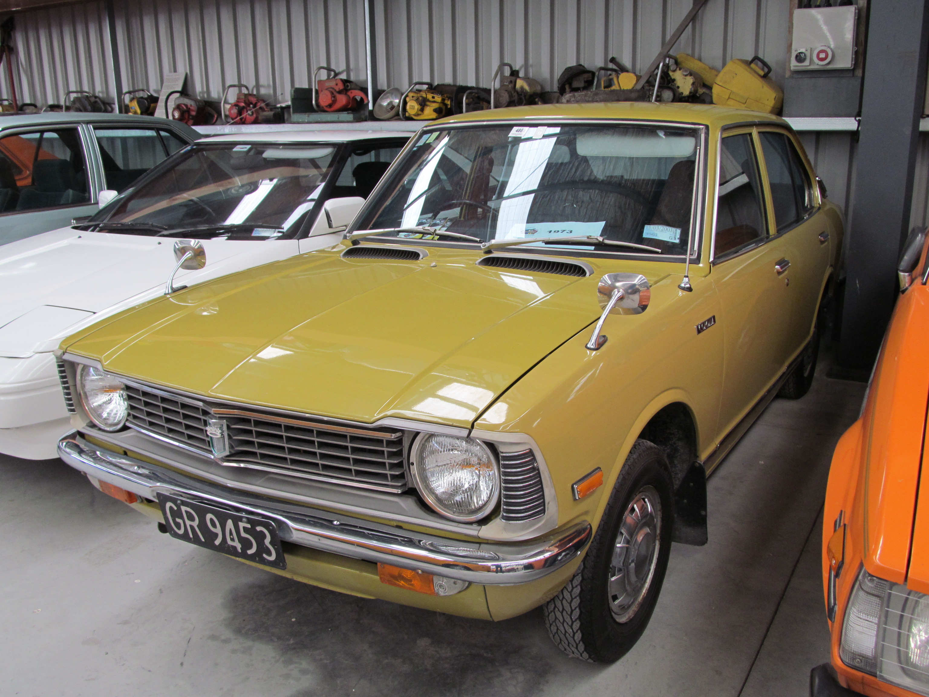 Kekurangan Toyota Corolla Ke20 Spesifikasi