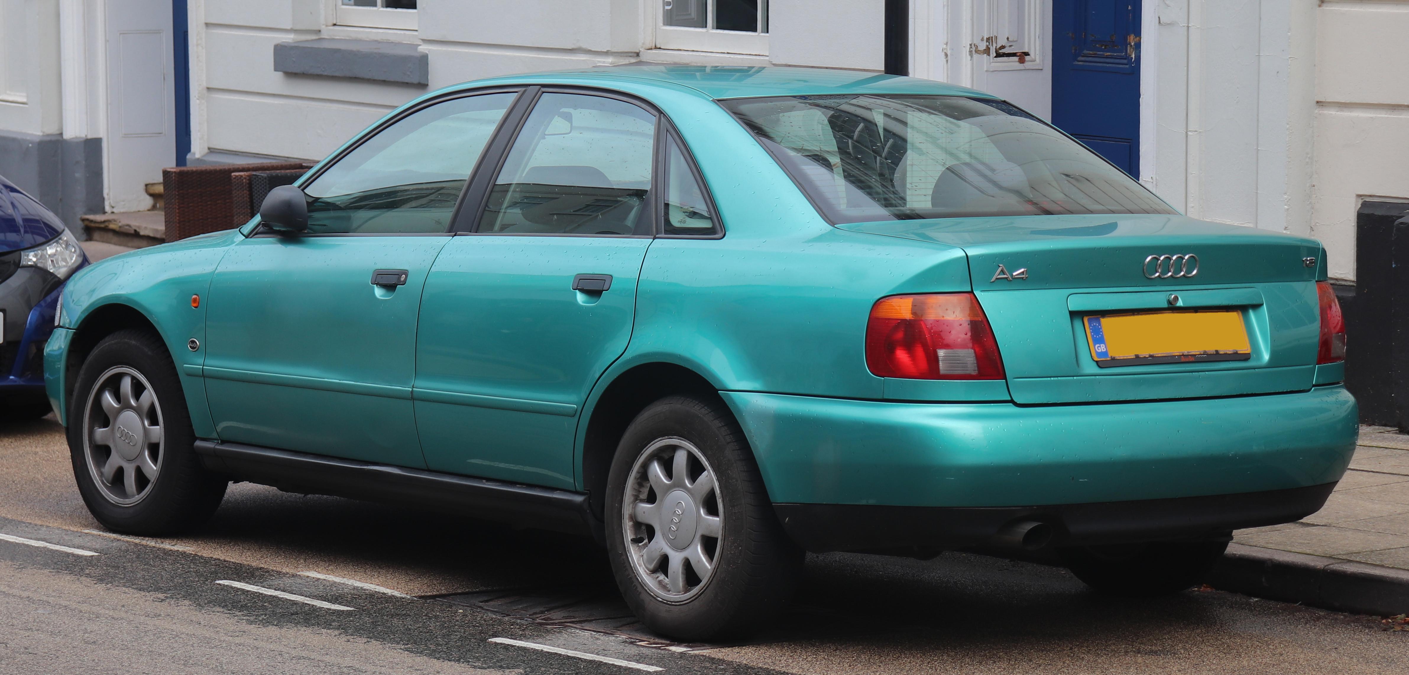 Kekurangan Audi A4 1996 Review