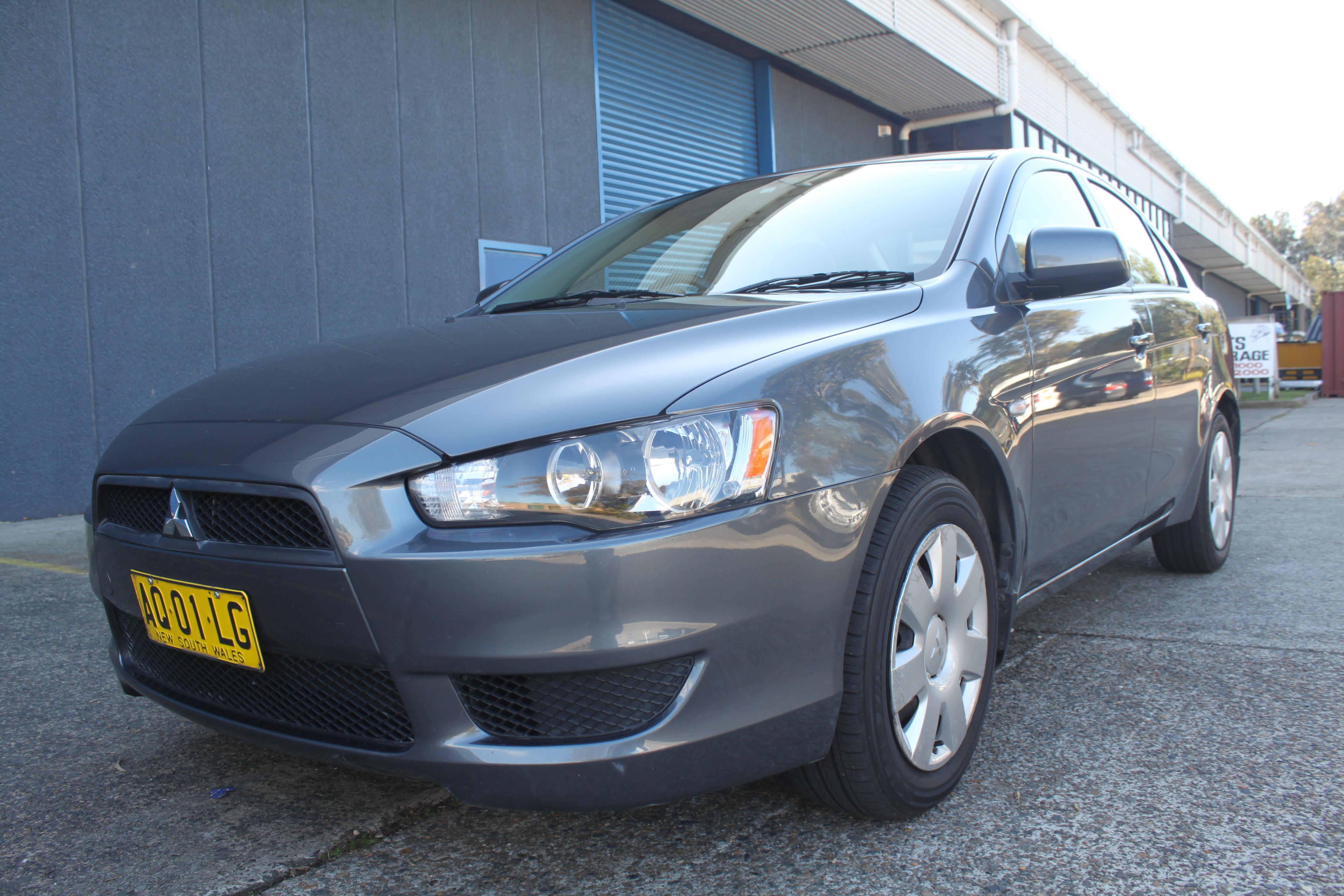 File:2008 Mitsubishi Lancer (CJ MY08) ES Sedan (15890864500)