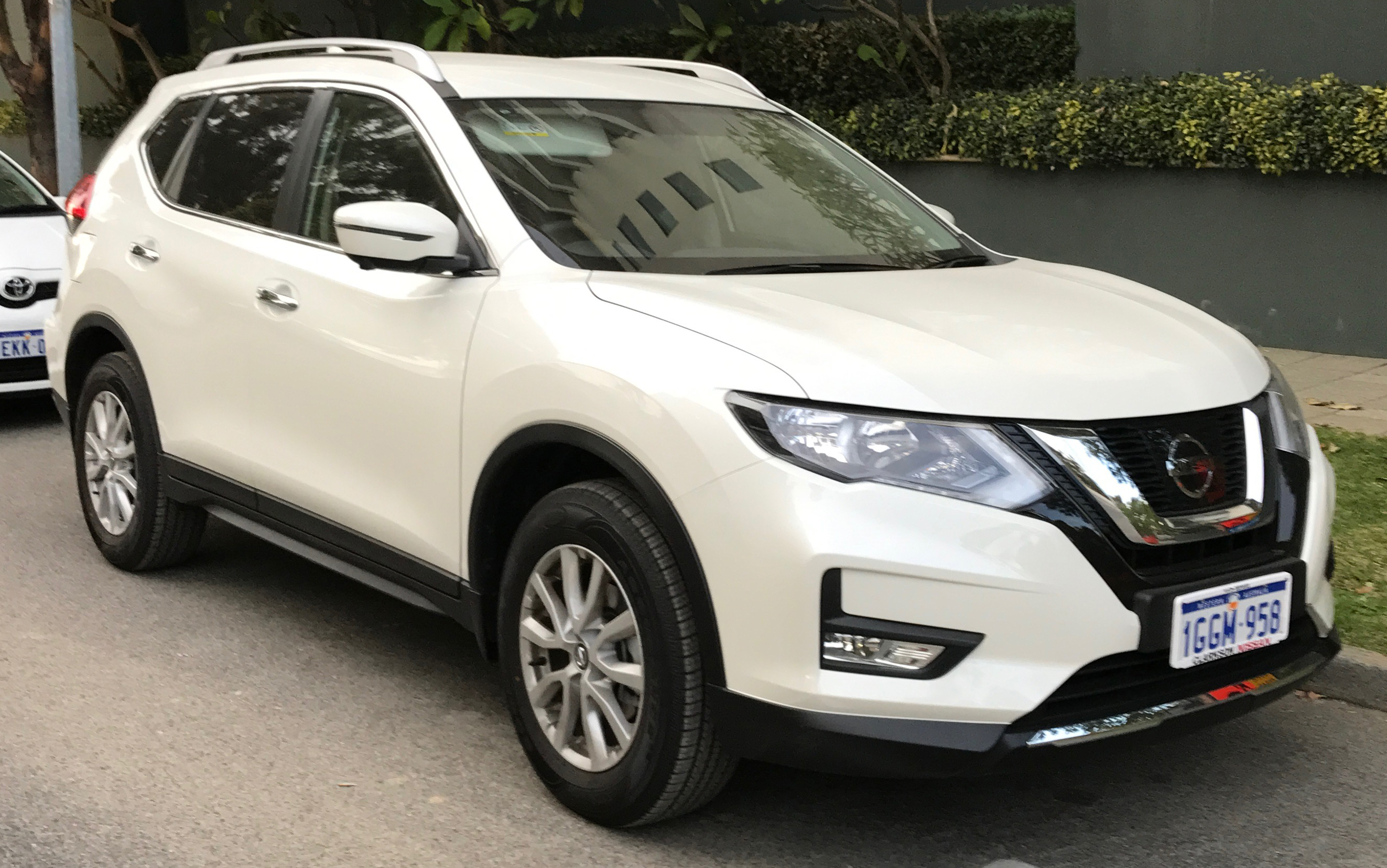 nissan x trail wikiwand. Black Bedroom Furniture Sets. Home Design Ideas