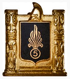 5e régiment étranger d'infanterie 5%C2%B0_RMP_Type_1
