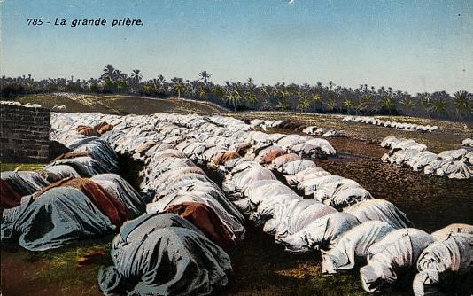 785 - La grande prière