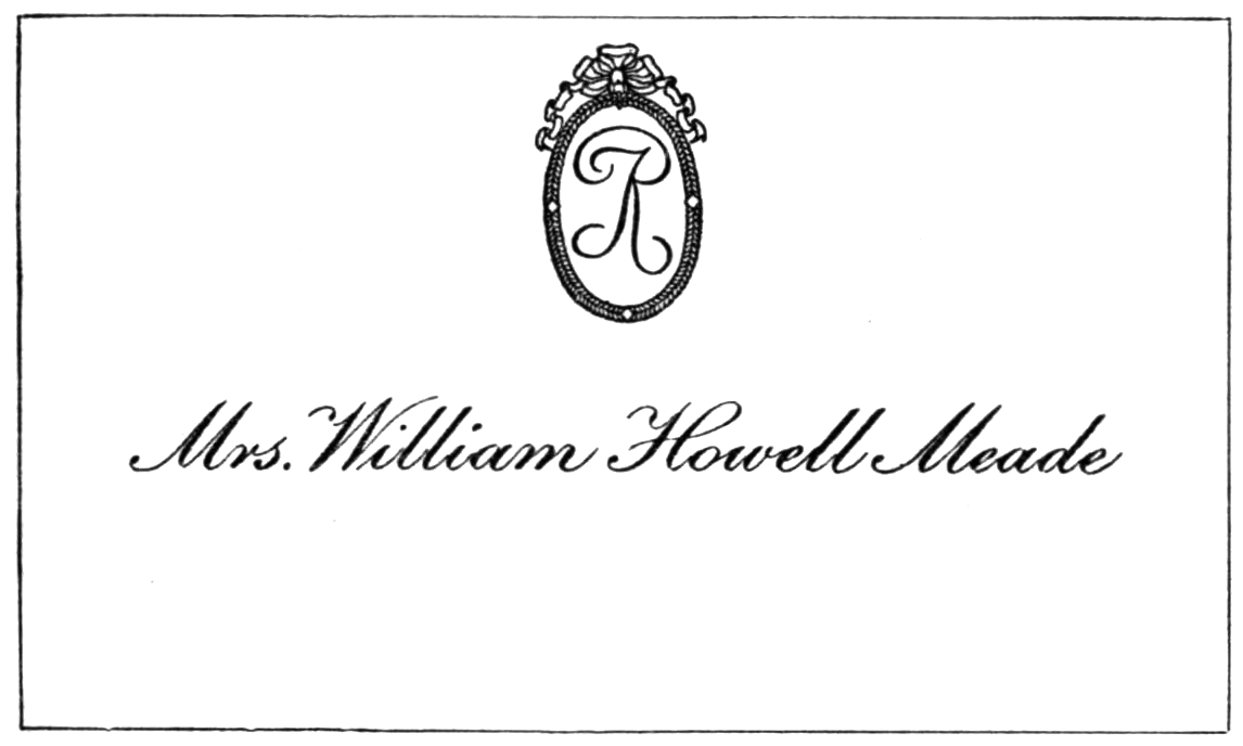 file a desk book on the etiquette of social stationery monograms 7
