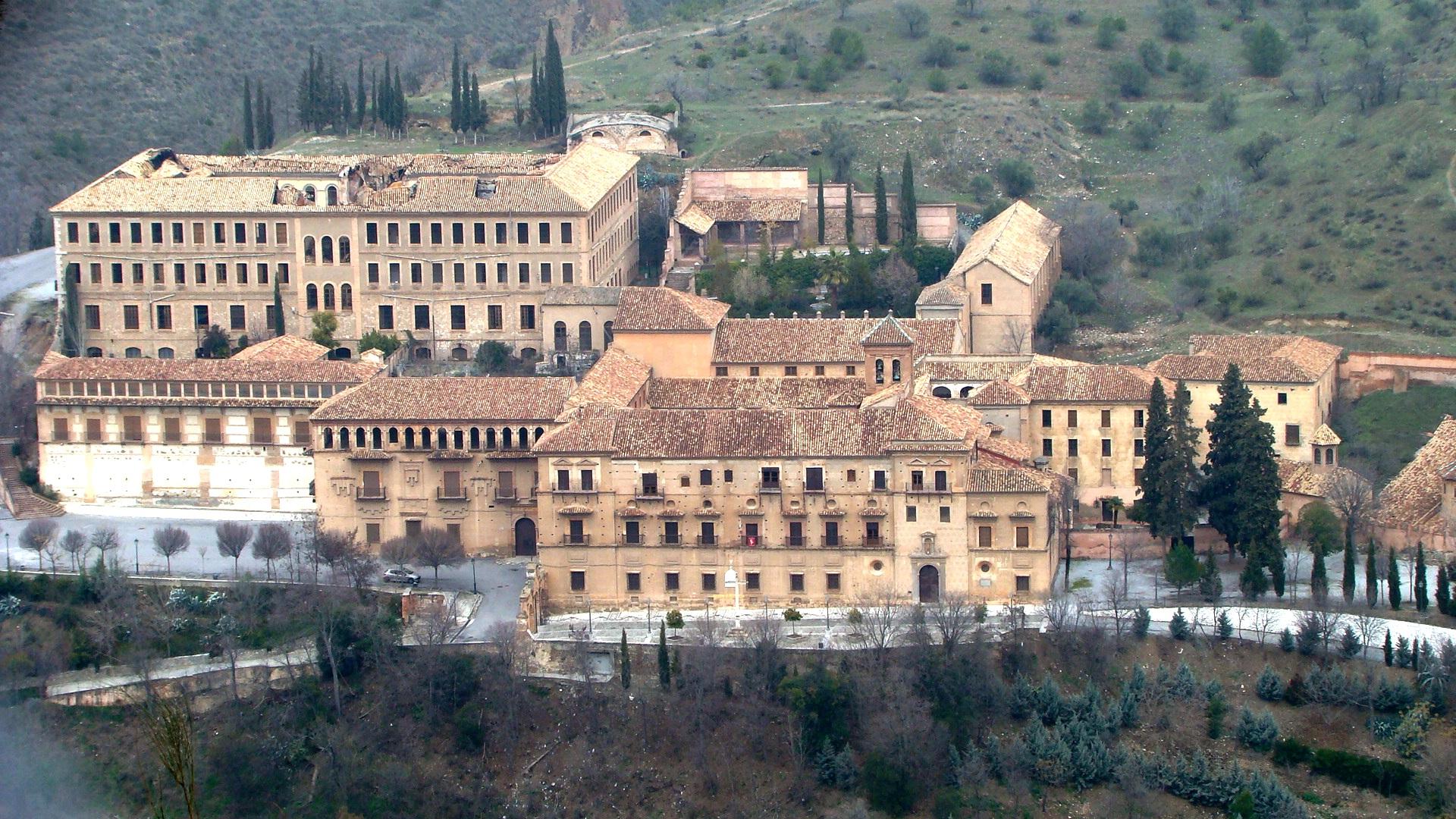 Abadía del Sacromonte, en Granada