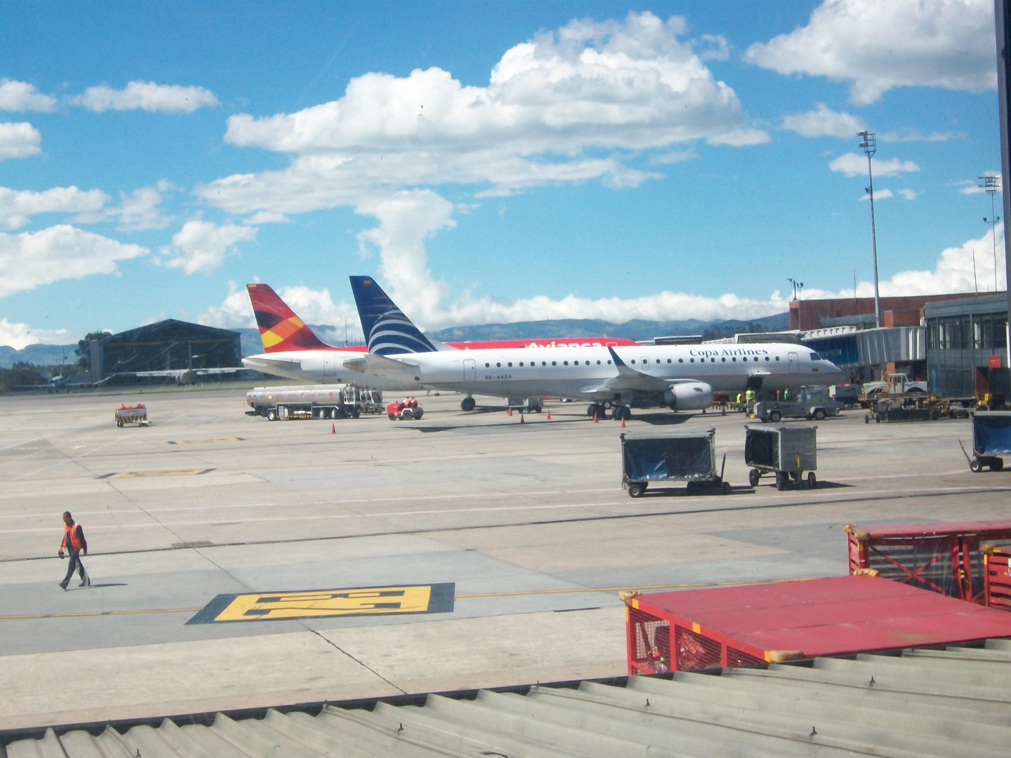 Image result for aeropuerto bogota wiki
