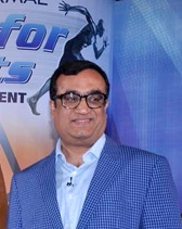 Ajay Maken at NDTV Sports event.jpg