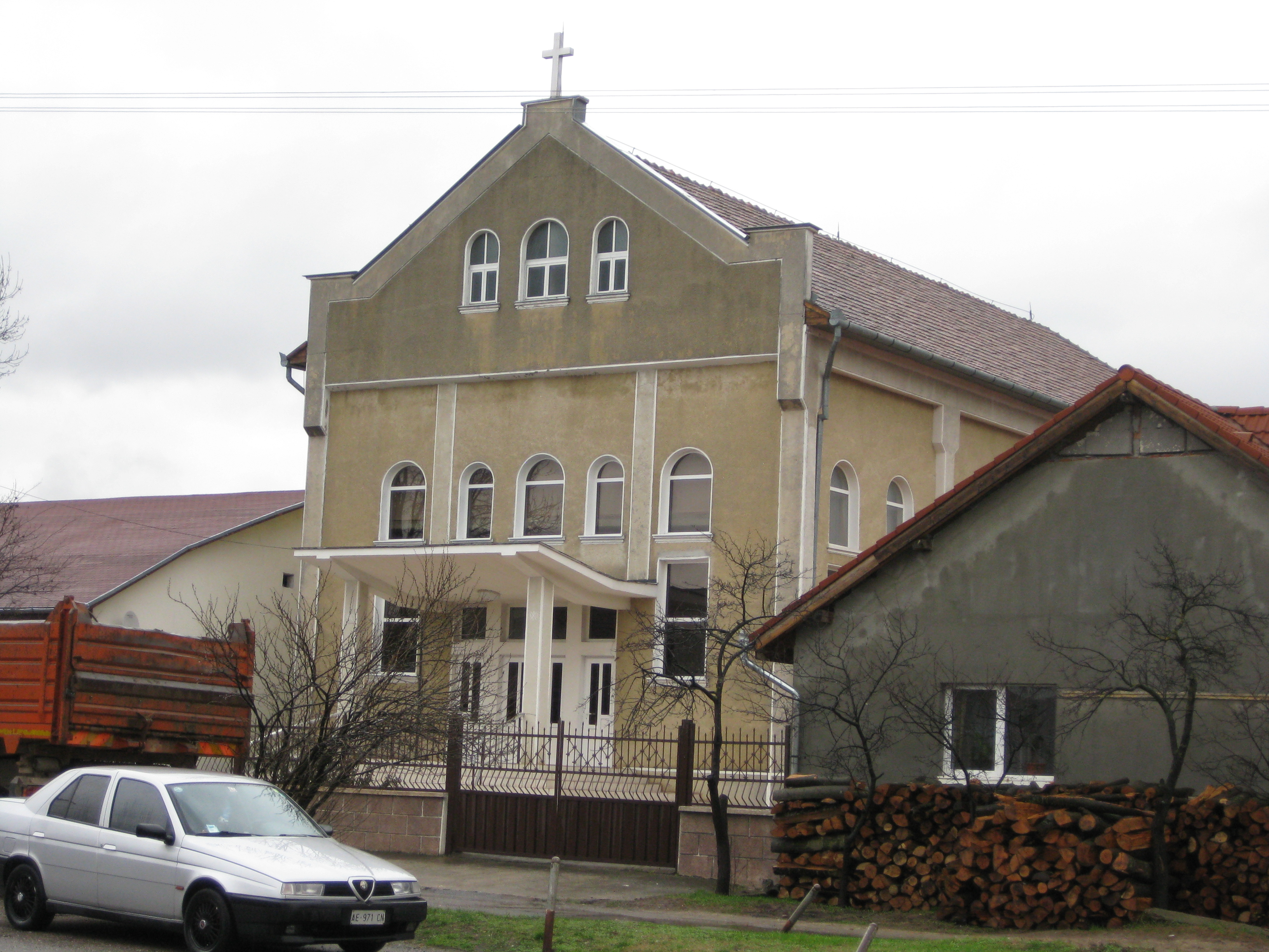 File Alesd Baptist Prayer Hall Jpg Wikimedia Commons