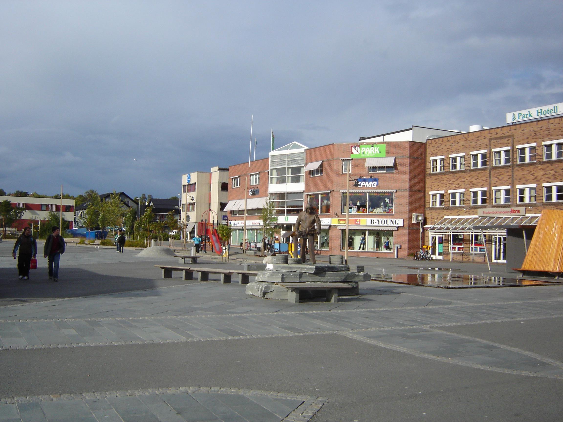 Alta Norway  City new picture : Alta Sentrum Kviby i Alta, Norway