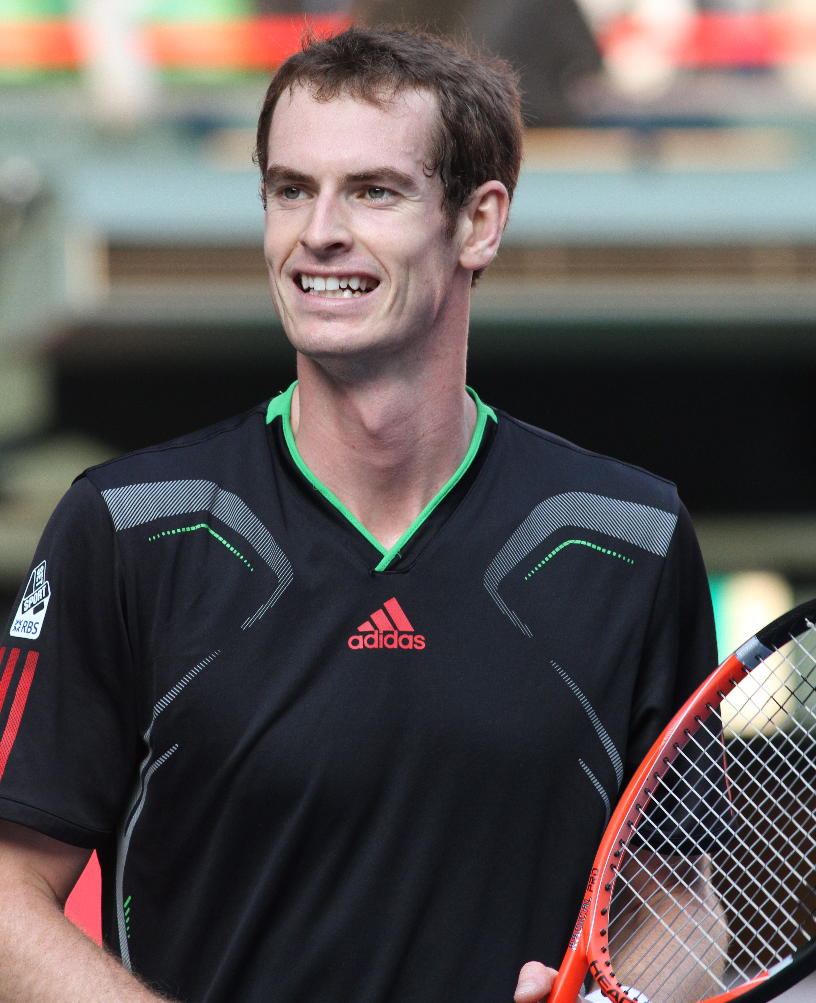 Andy Murray: US Open 2012 (tennis, Mannen)