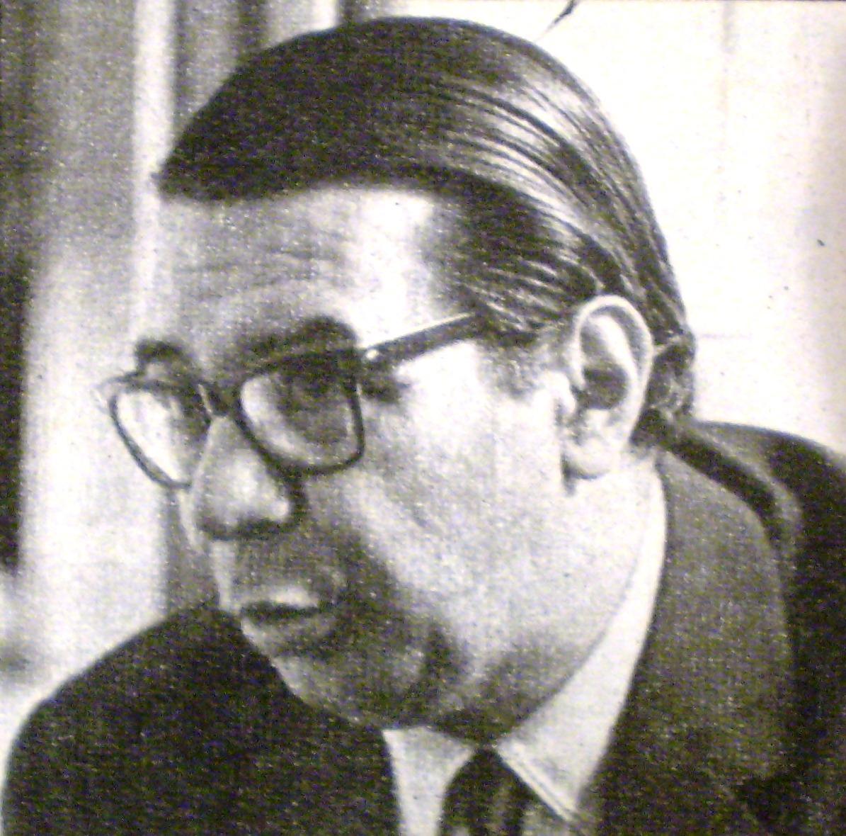 El pianista y compositor, en una fotografía de noviembre de 1968.