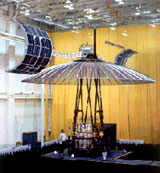 ATS-6 Satellite