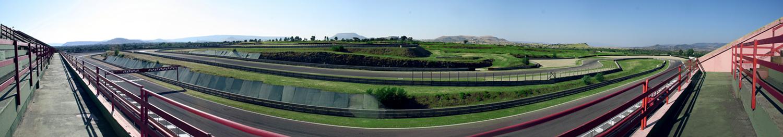 Panorama Autodromo di Mores