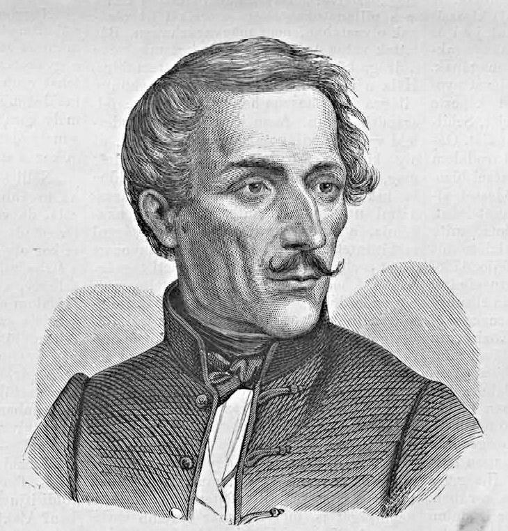 Sándor Bölöni Farkas - Wikidata