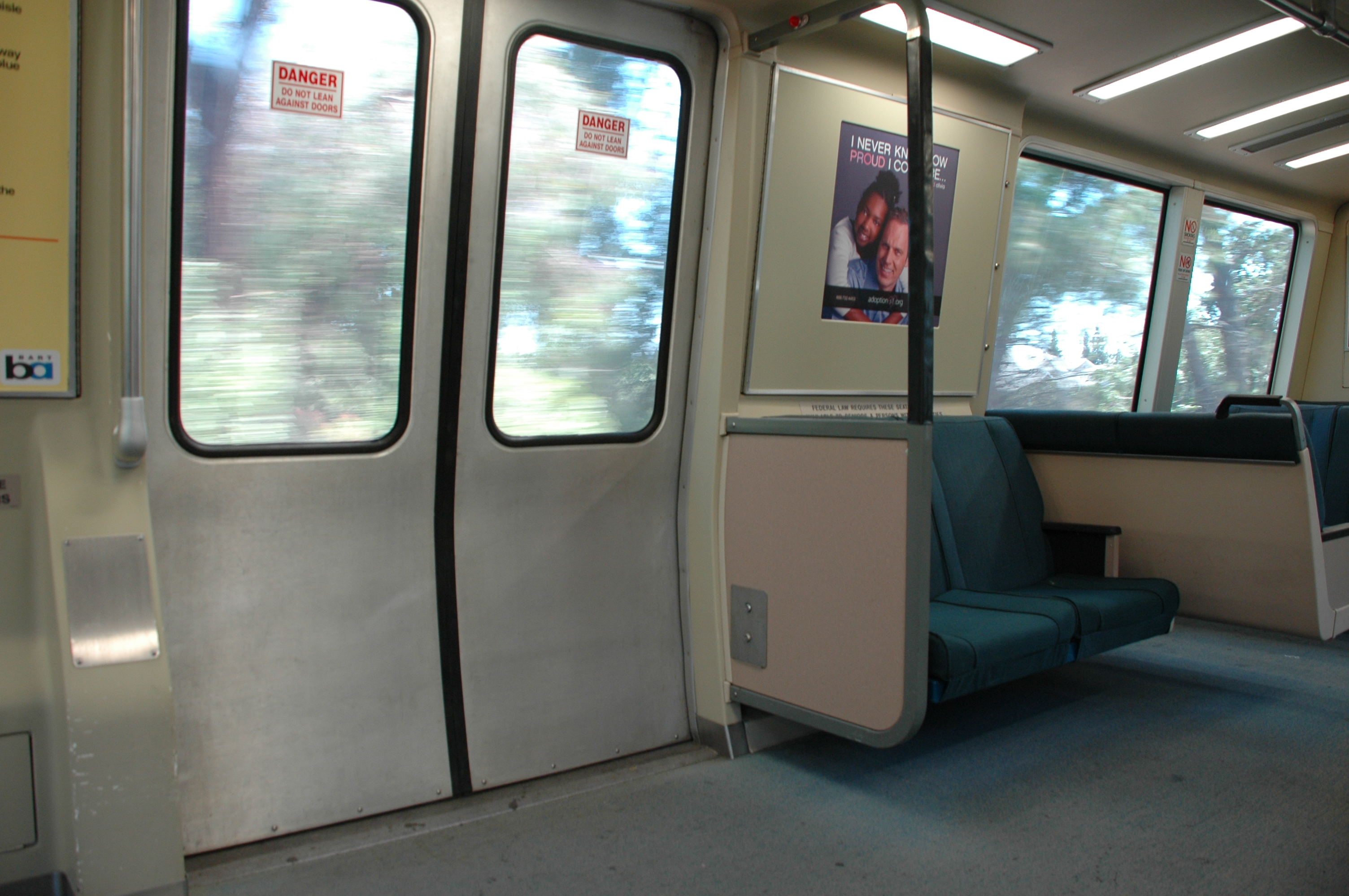 File Bart Train Interior World Goes By Jpg Wikimedia