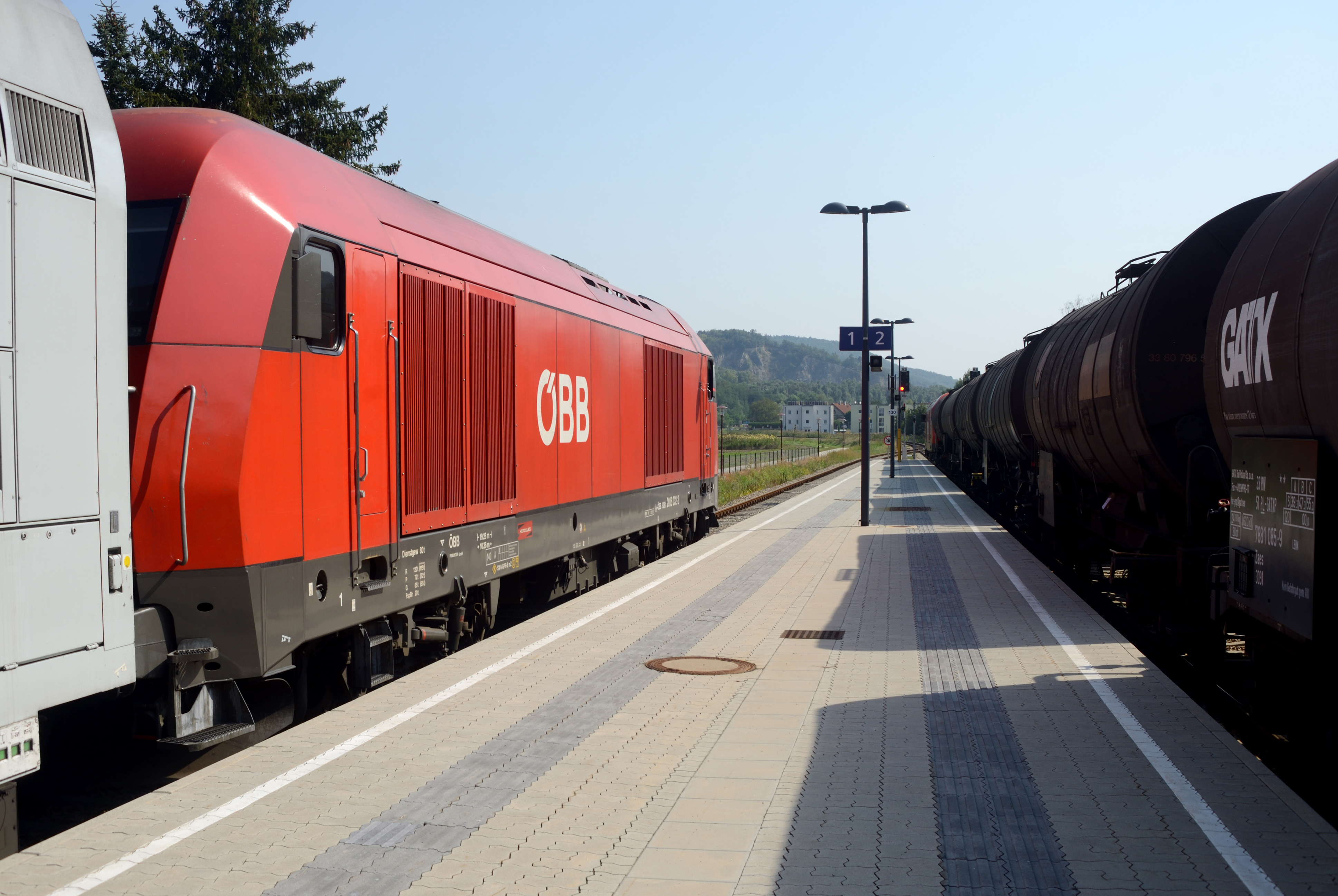 File Bahnhof Paudorf Bahnsteig 002 Jpg Wikimedia Commons
