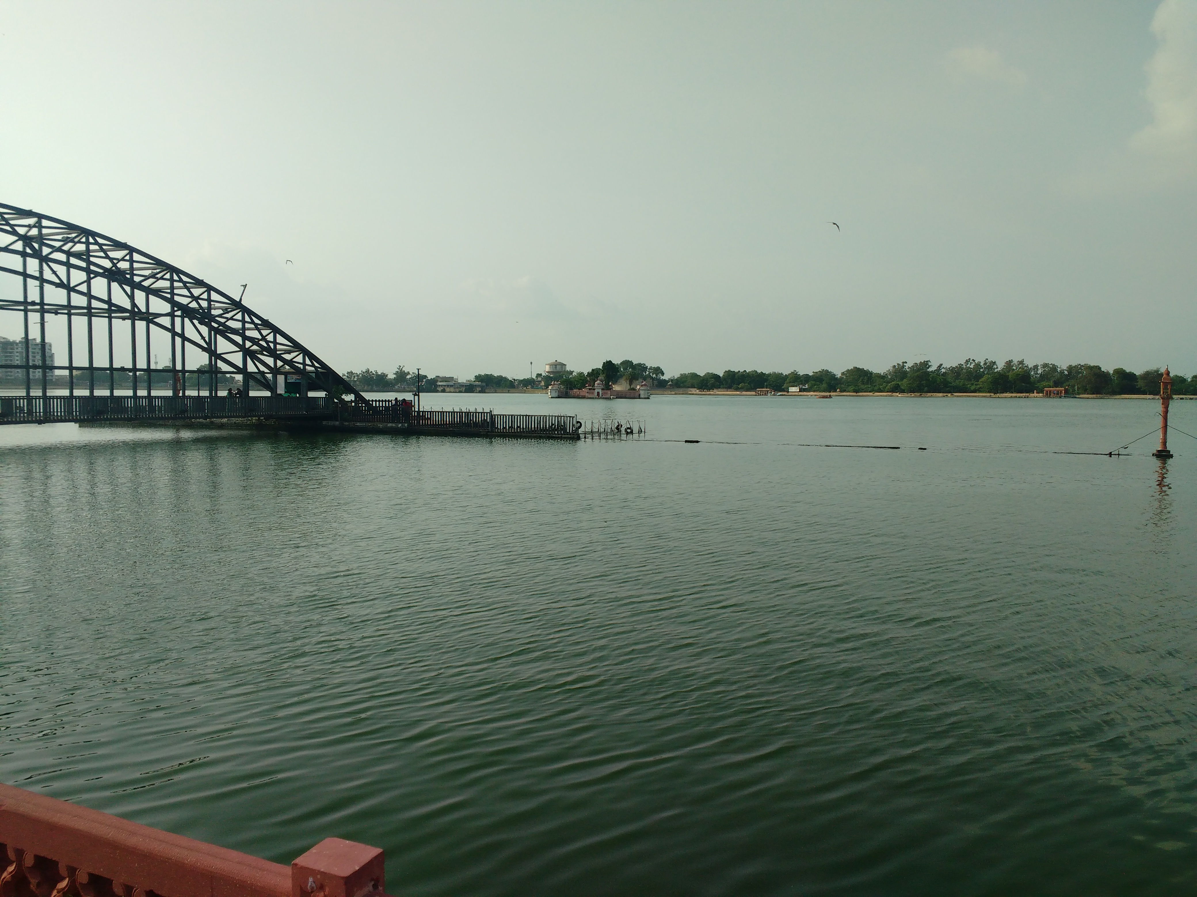 Chambal lake view from Kota