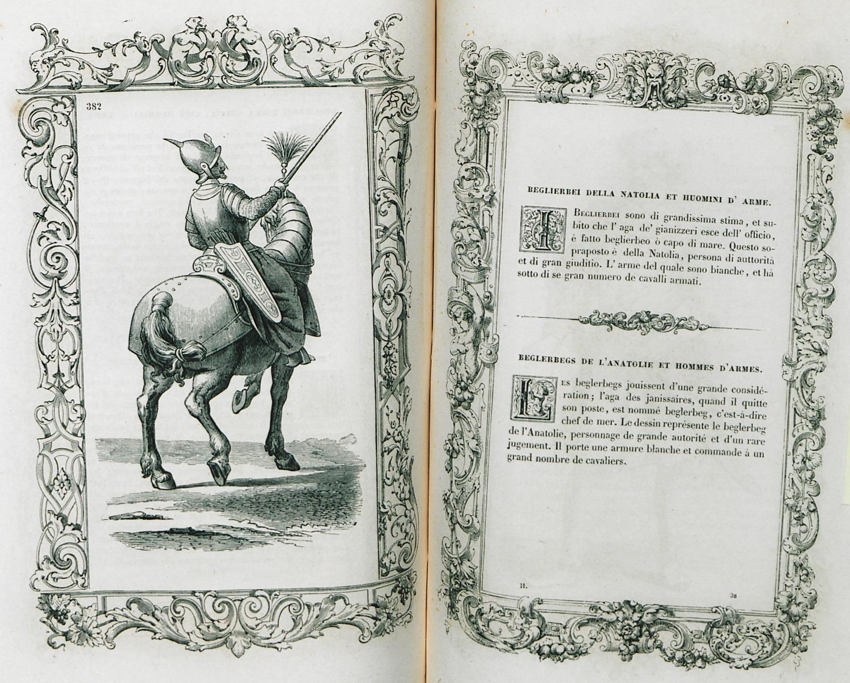 File Beglierbei Della Natolia Et Huomini D Arme Vecellio