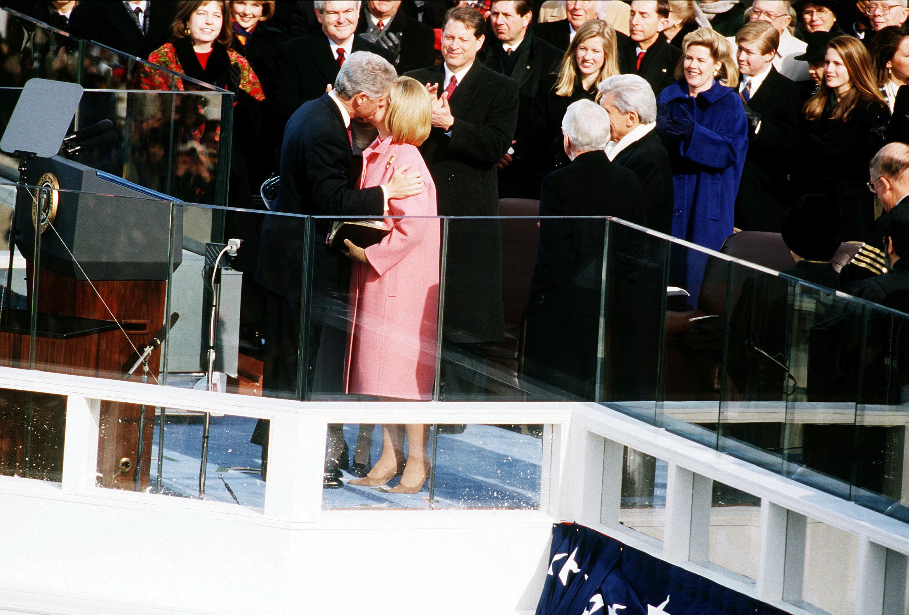Bill Clinton Kiss My Ass 67