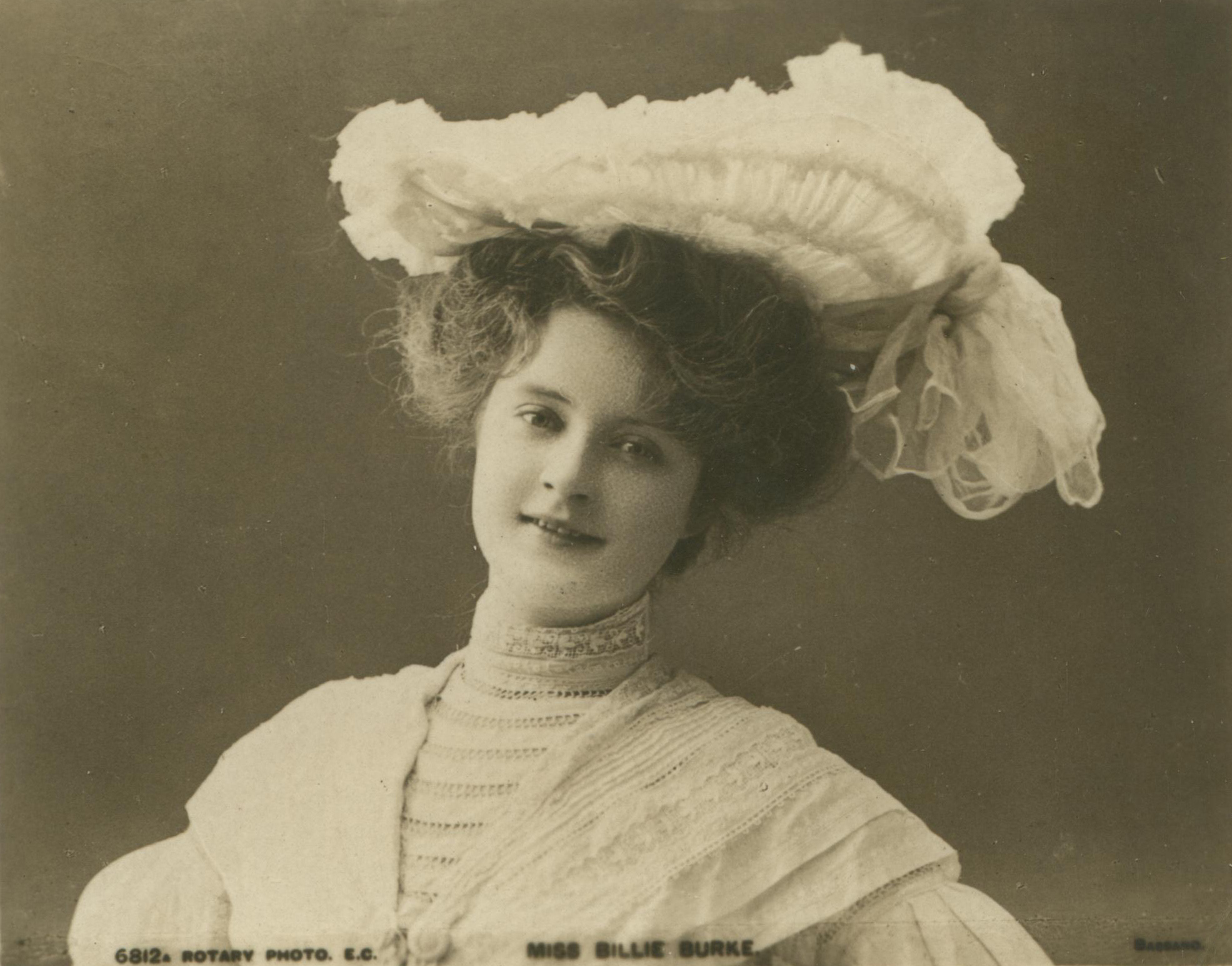 Watch Billie Burke video