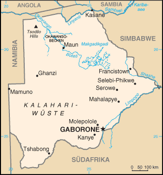 botswana karte Datei:Botswana CIA karte.png – Wikipedia