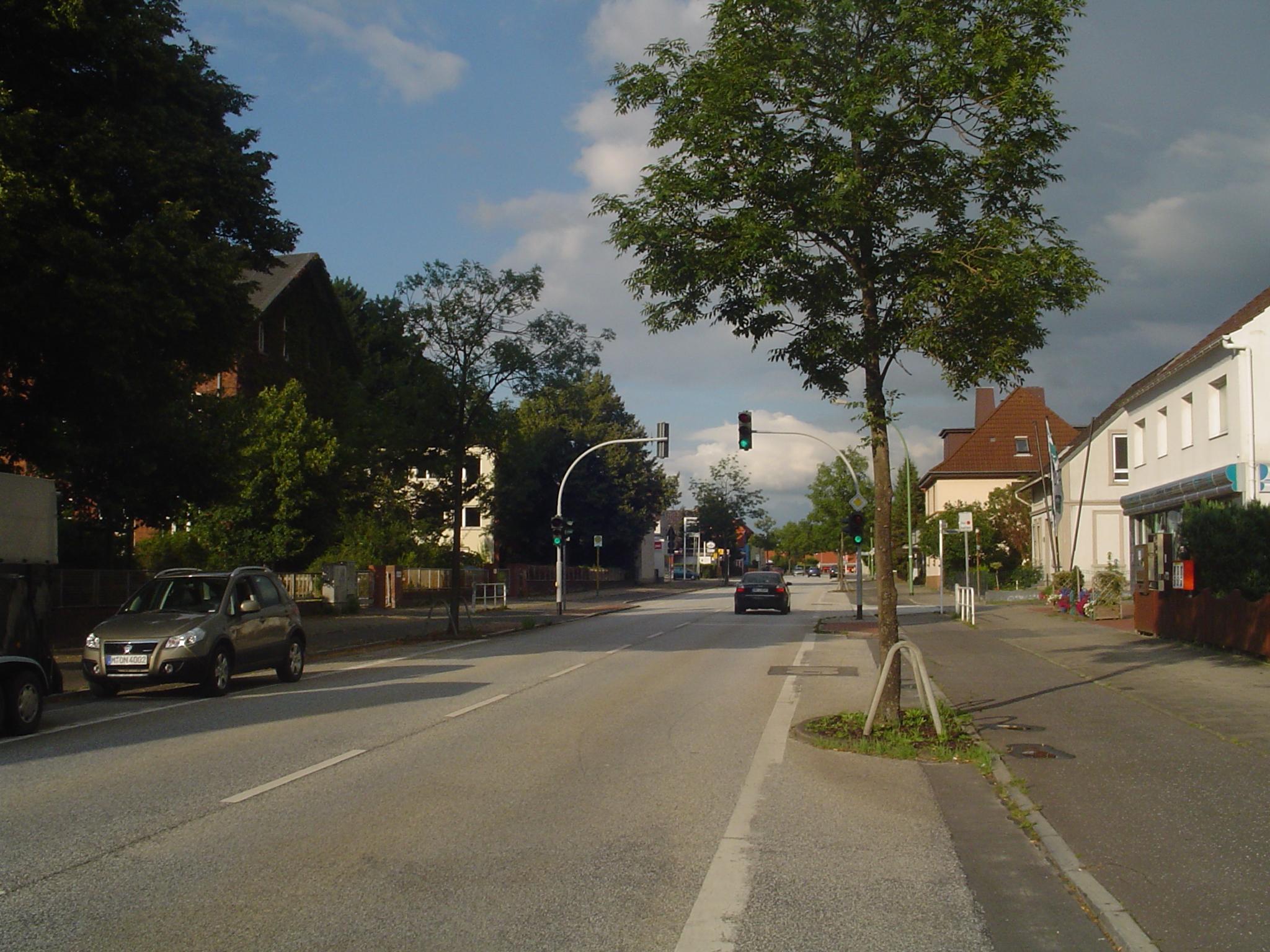 Schiffdorferdamm