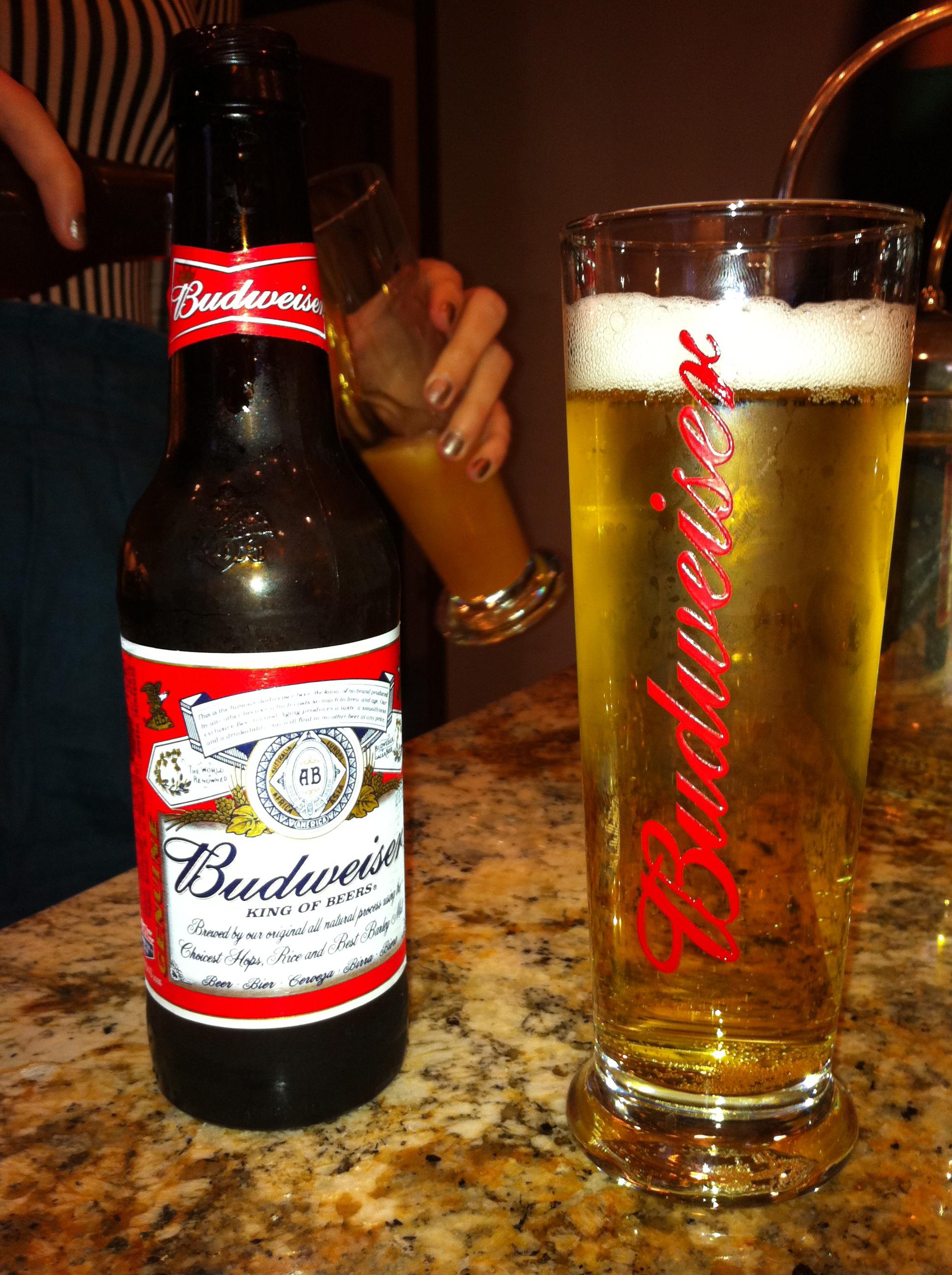 File:Budweiser beer.jpg